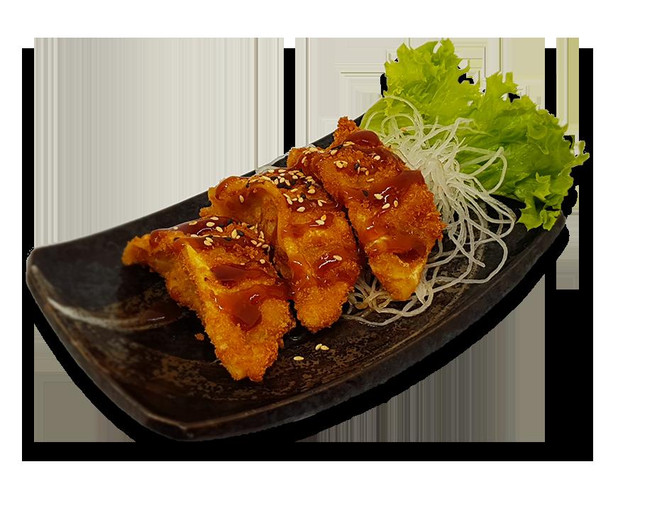Gyoza Chicken (3 Stück)