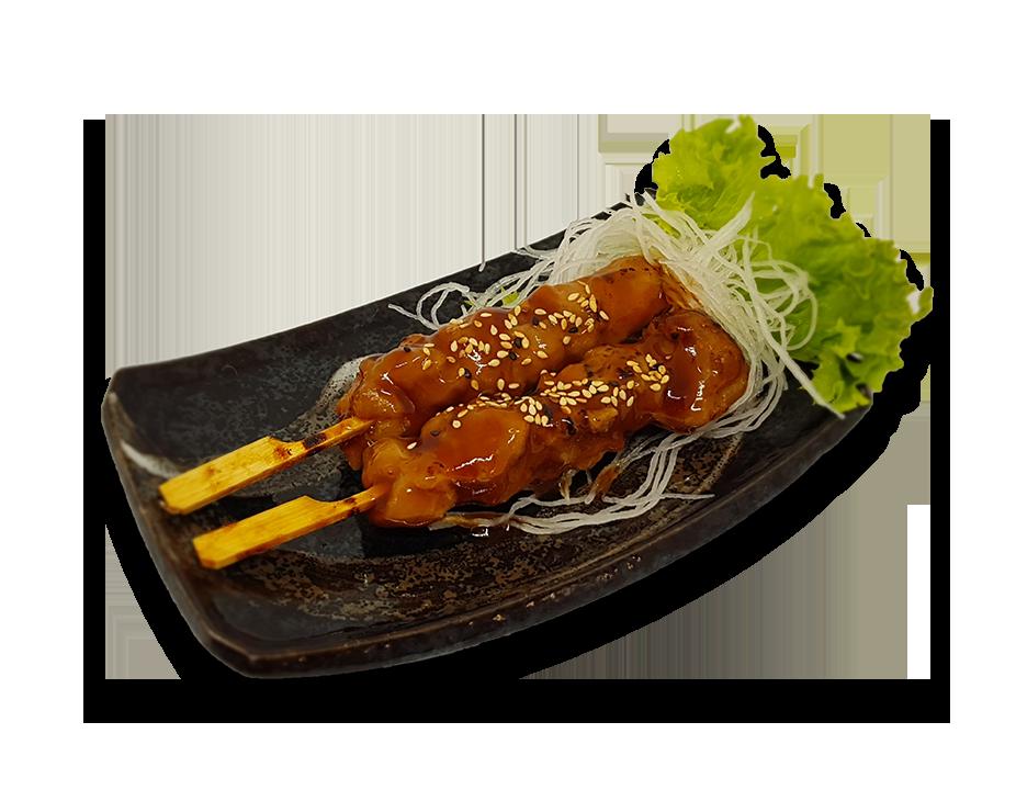 Yakitori (2 Stück)