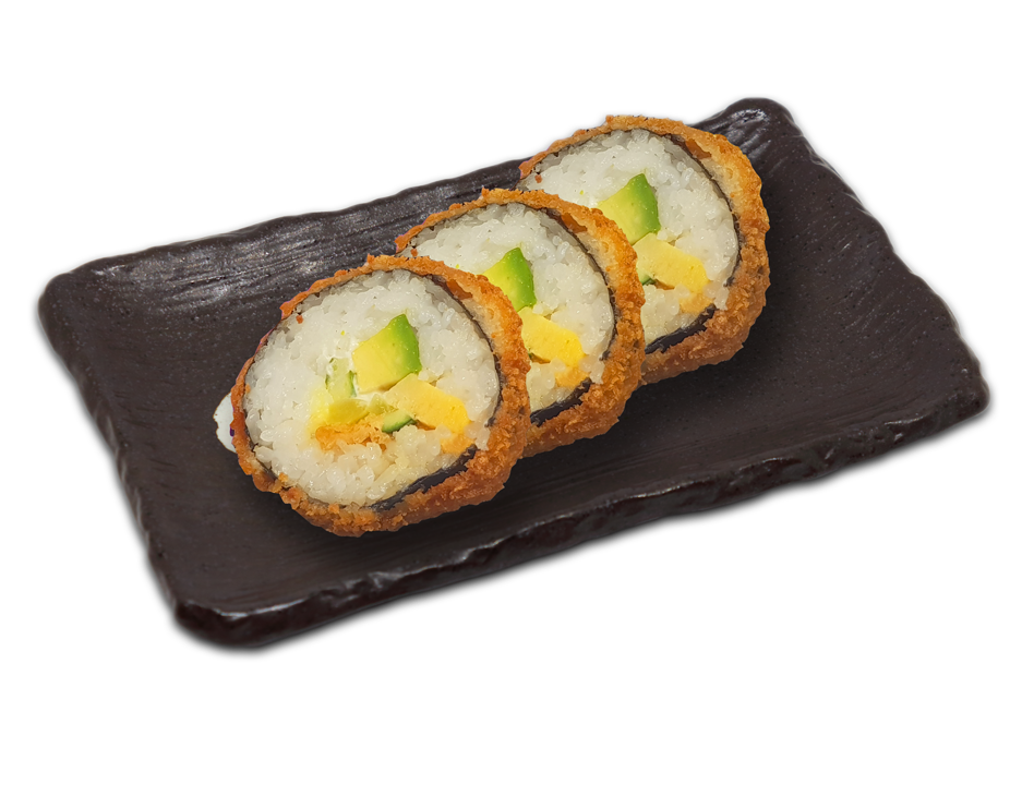 Crunchy Roll - Vegetaria ( 6 Stk )
