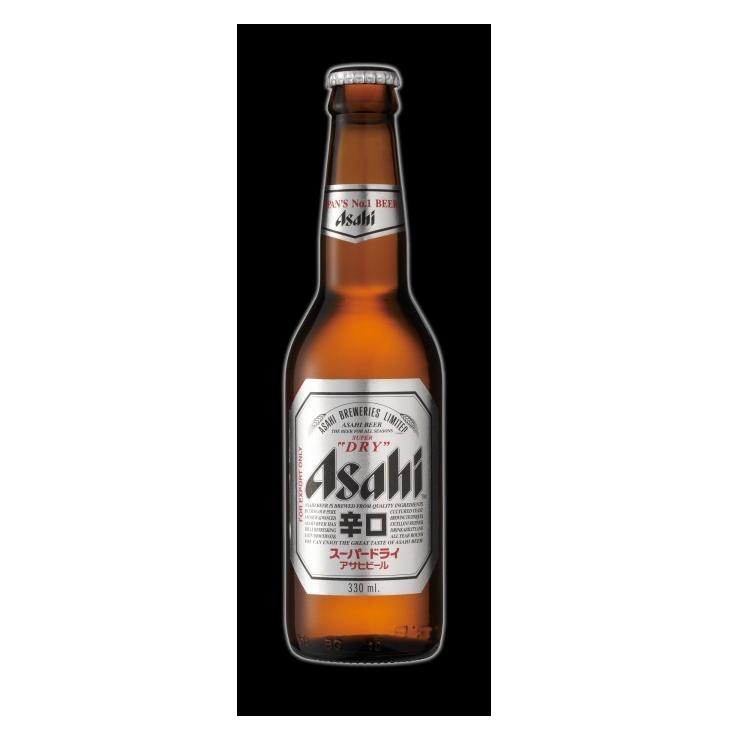Asahi Bier 0,33l