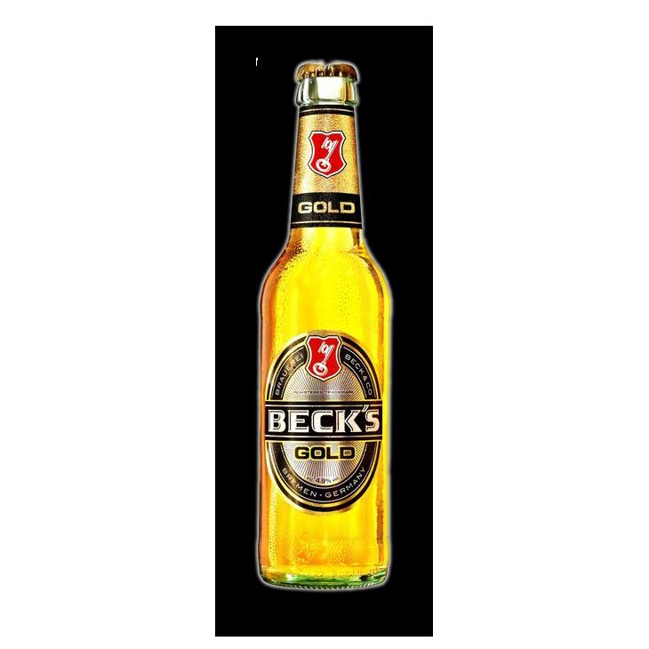Alkoholische Getränke - Becks Gold 0,33l