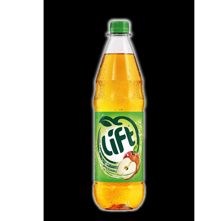 Alkoholfreie Getränke - Lift Apfelschorle