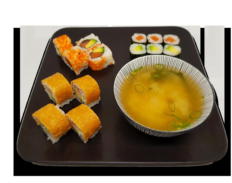 Mittagsmenü - Menü 2