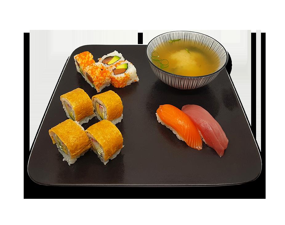 Mittagsmenü - Menü 1