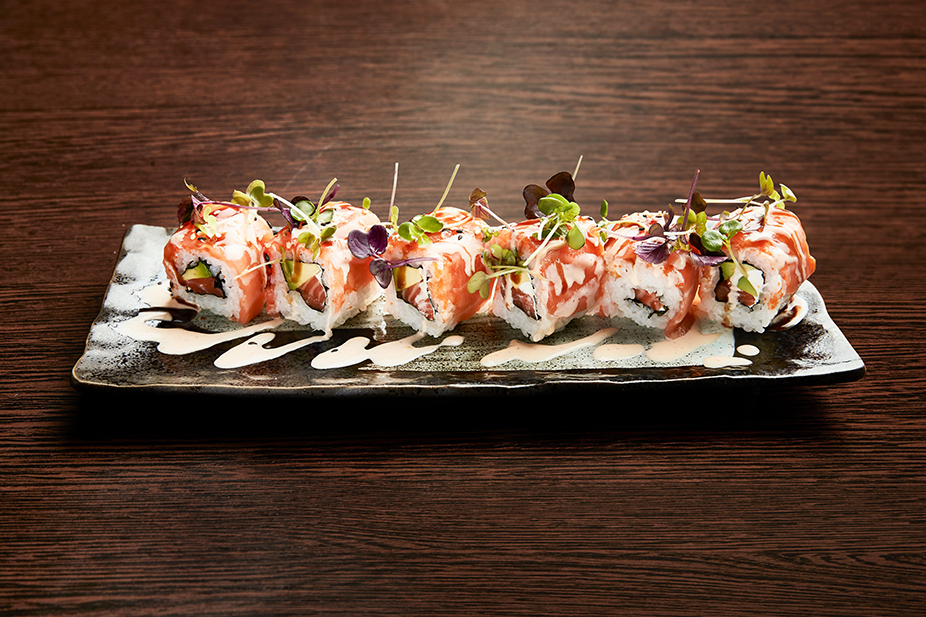 Special Roll - Salmon Queen