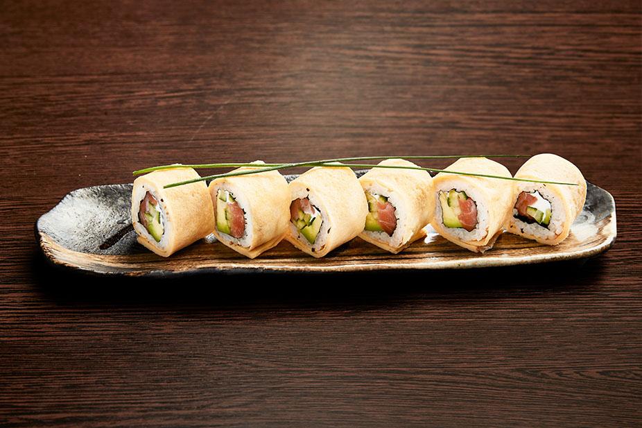 Special Roll - Tamago